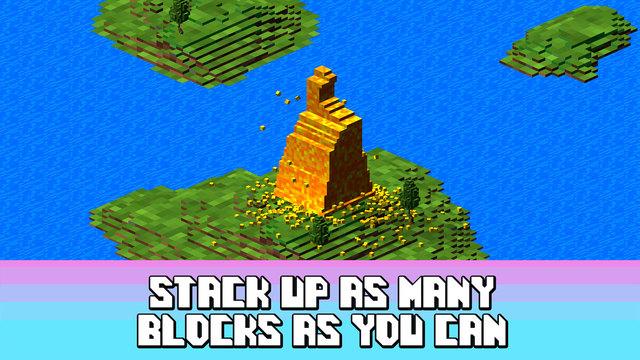 Pixel Tower Builder 3D Full Screenshots