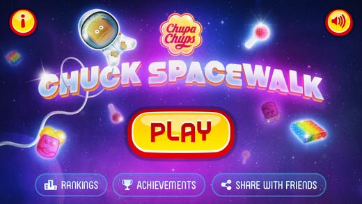 Chuck Space Walk