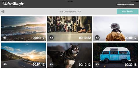 玩免費攝影APP|下載VideoMagix HD - Video Effects and Movie Editor app不用錢|硬是要APP