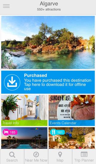 My Destination Algarve Guide