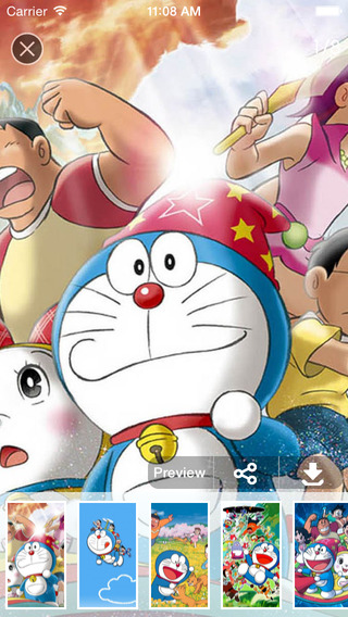 Cool Wallappers - Doraemon version