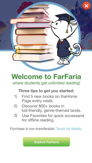 FarFaria Edu: Children's Books for Elementary Schools