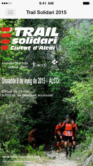 Trail Solidari Alcoi