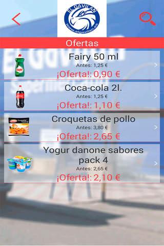 El Gavilán Supermercados screenshot 3