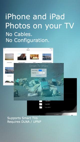 SmartTV Photo Share - Photos On TV