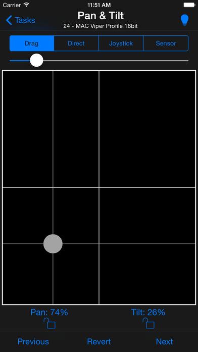 MAXRemote iPhone Screenshot 2