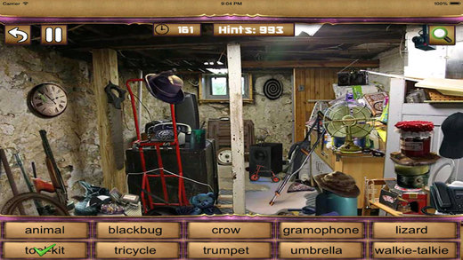 Hidden Objects 7 Games Combo