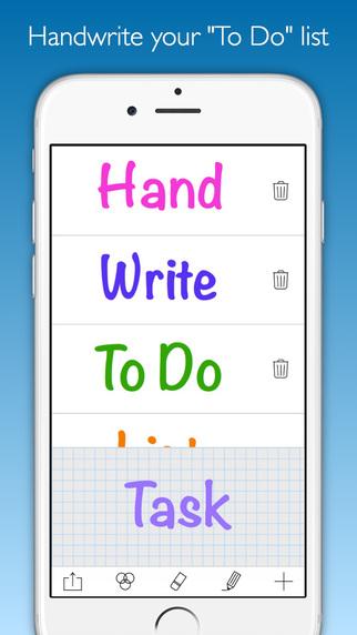 Write2Do