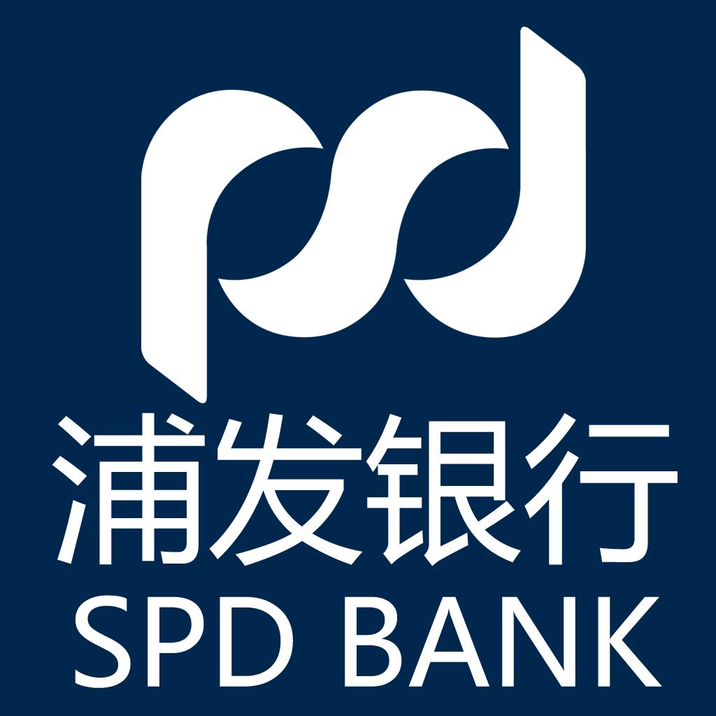 上海浦东发展银行logo矢量图