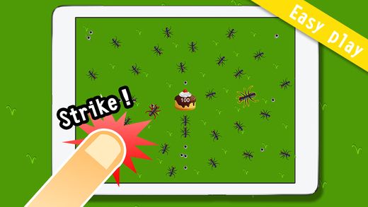Shoot Army Ants