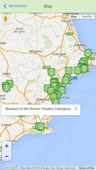 Costa Blanca Directory