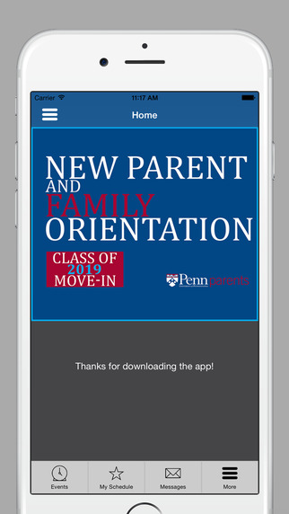 UPenn Parents New Parent and Family Orientation Move-In 2015