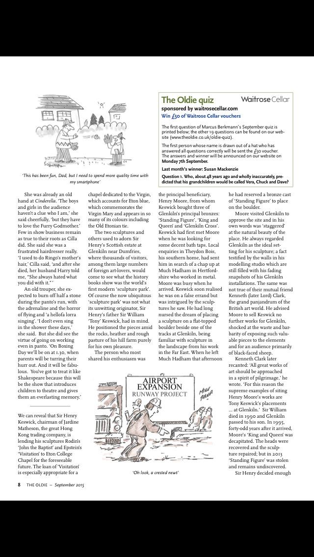The Oldie (Magazine)