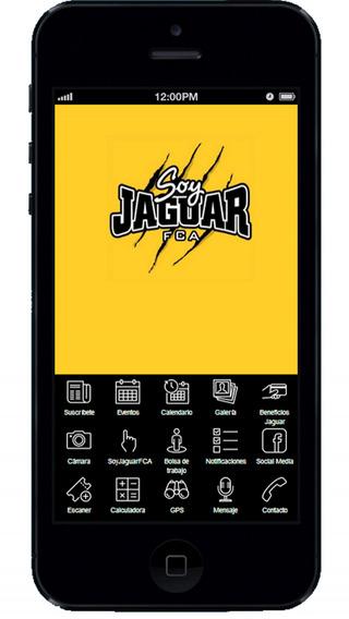 Soy Jaguar FCA