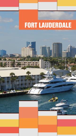Fort Lauderdale City Offline Travel Guide