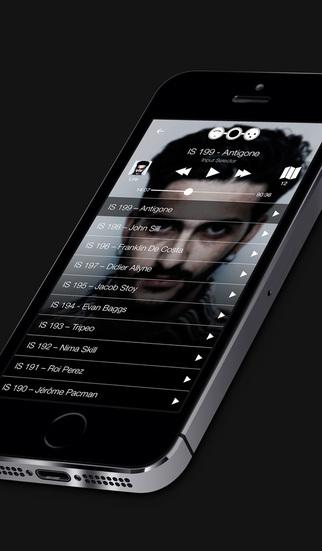 Input Selector - Electronic music webzine podcast