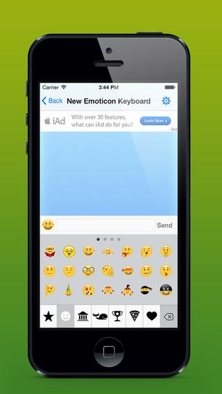 【免費工具App】Emoticons: Emoji Unlimited Edition-APP點子