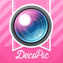 DECOPIC - Kawaii PhotoEditingApp - iOS Store App Ranking and App Store Stats