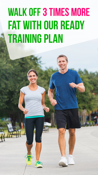 Walking for Weight Loss PRO: training plan, GPS, how-to-lose-weight tips by Red Rock Apps Screenshots