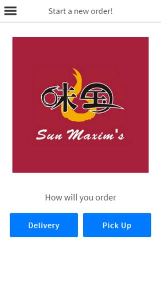 Sun Maxims