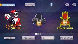 Screenshot 4 A1 Шутник Видео Холдем Покер — карточные игры казино рояль full tilt poker покер стар покерный набор игра в