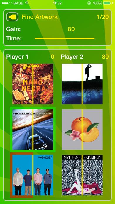 iSong Quiz iPhone Screenshot 3