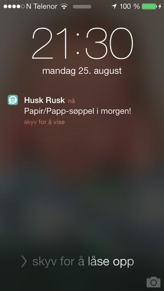 Husk Rusk