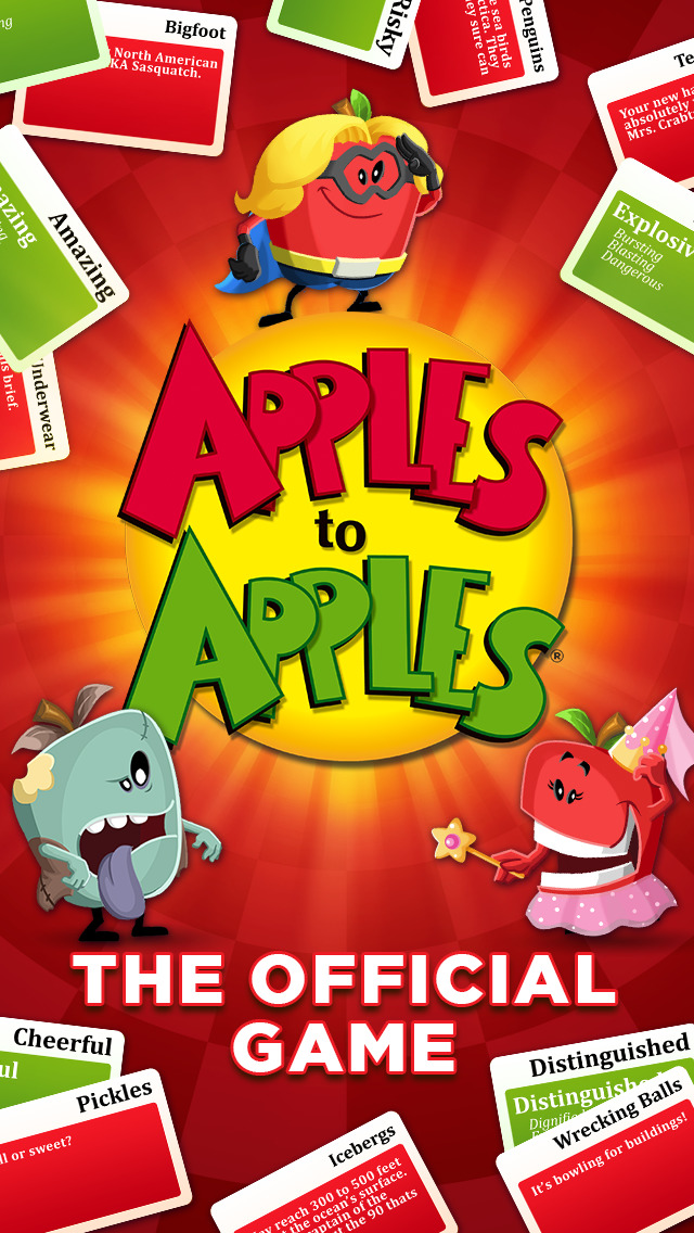 Nagamine how to play apples to apples game speakers, inch screen
