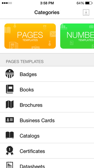 Suite for iWork
