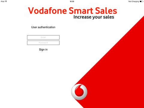 Vodafone Smart Sales