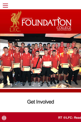 LFC Foundation College screenshot 1