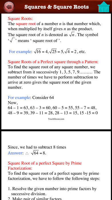 Test Of Numerical Ability Math Apppicker