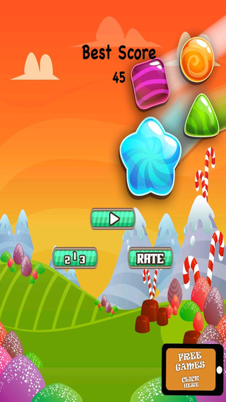 Amazing Candy Fall Free