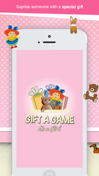 Gift a Game™ - It's a Girl