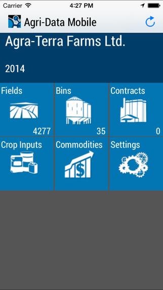 Agri-Data Mobile