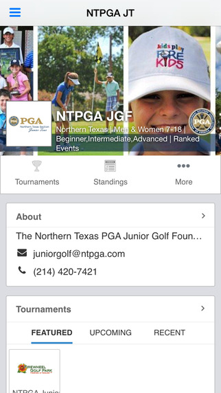NTPGA JT - Northern Texas PGA Junior Tour
