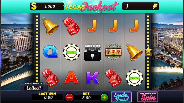 Vegas Jackpot - Casino Slots Game