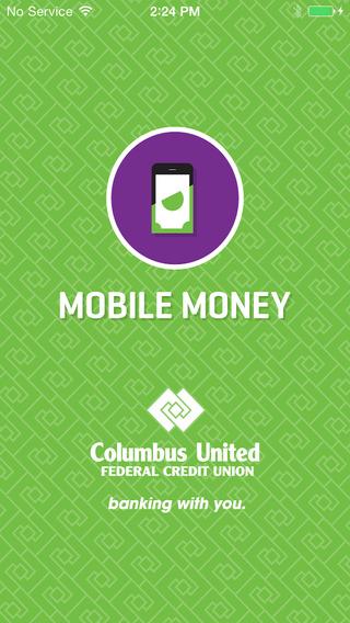 Columbus United FCU Mobile Money