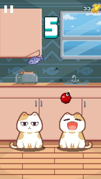 Nom Cat - Endless feeding frenzy arcade game