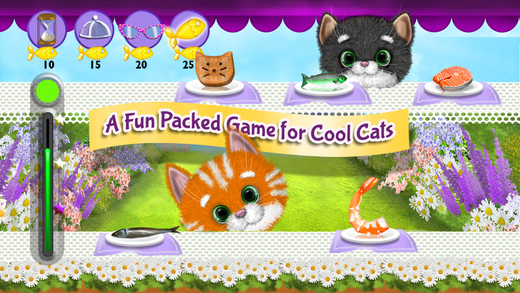 Cute Kitty Cats Friends - Kittens Shop For Toys Cat Food - Pets Care Kids Game
