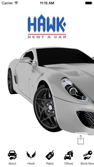 Hawk Rent A Car