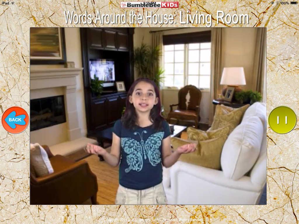 App Shopper Words Around The House Living Room Video