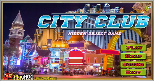 City Club - Free Hidden Object Games