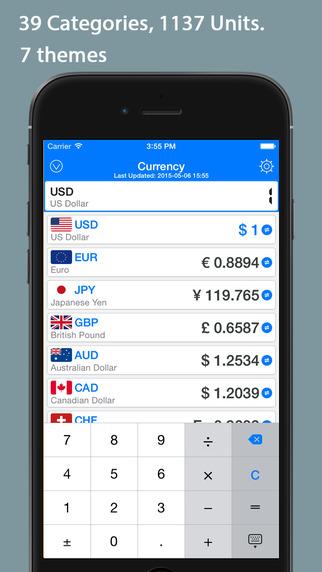HC Unit Convert Free - Units Currency Converter Calculator