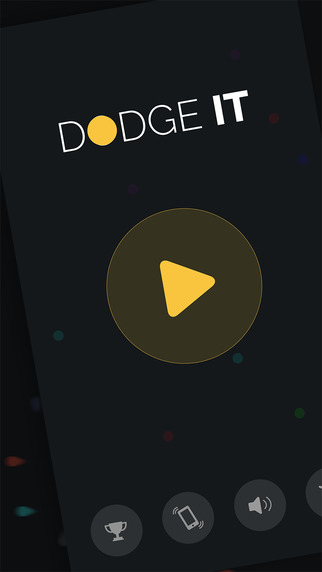 DodgeIt - The Color Dots Game