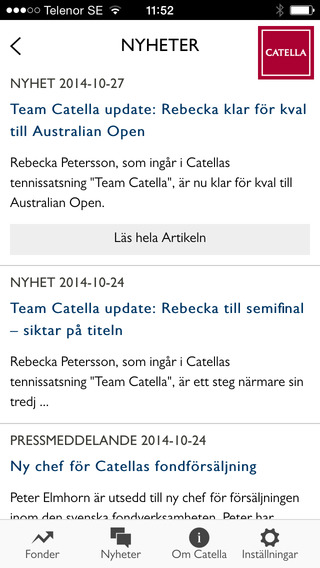 Catella Fonder