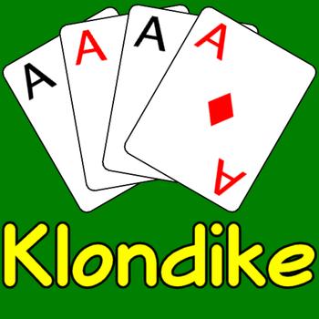 Card_Klondike LOGO-APP點子