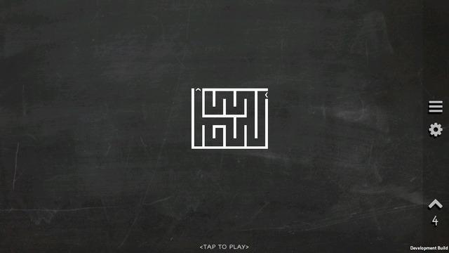 Maze Book: Blackboard Free