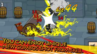Ninjas - STOLEN SCROLLS Скриншоты6