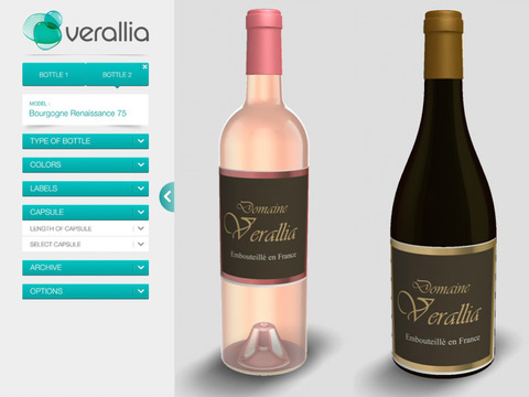 Verallia Virtual Glass US